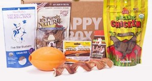 Bernese Mountain Dog Gifts: Happy Dog Box