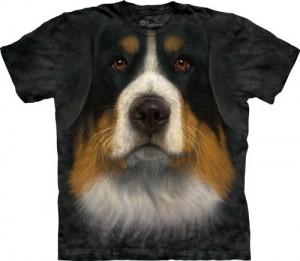 Bernese Mountain Dog Gifts: The Mountain T-Shirt