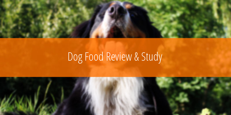 Dog Food Review & Study